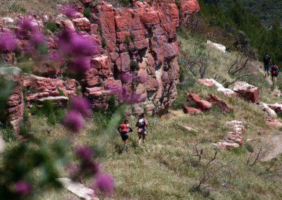 Mimet 19 45 km rocher rouge 2
